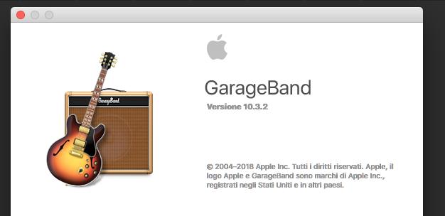 GarageBand logo