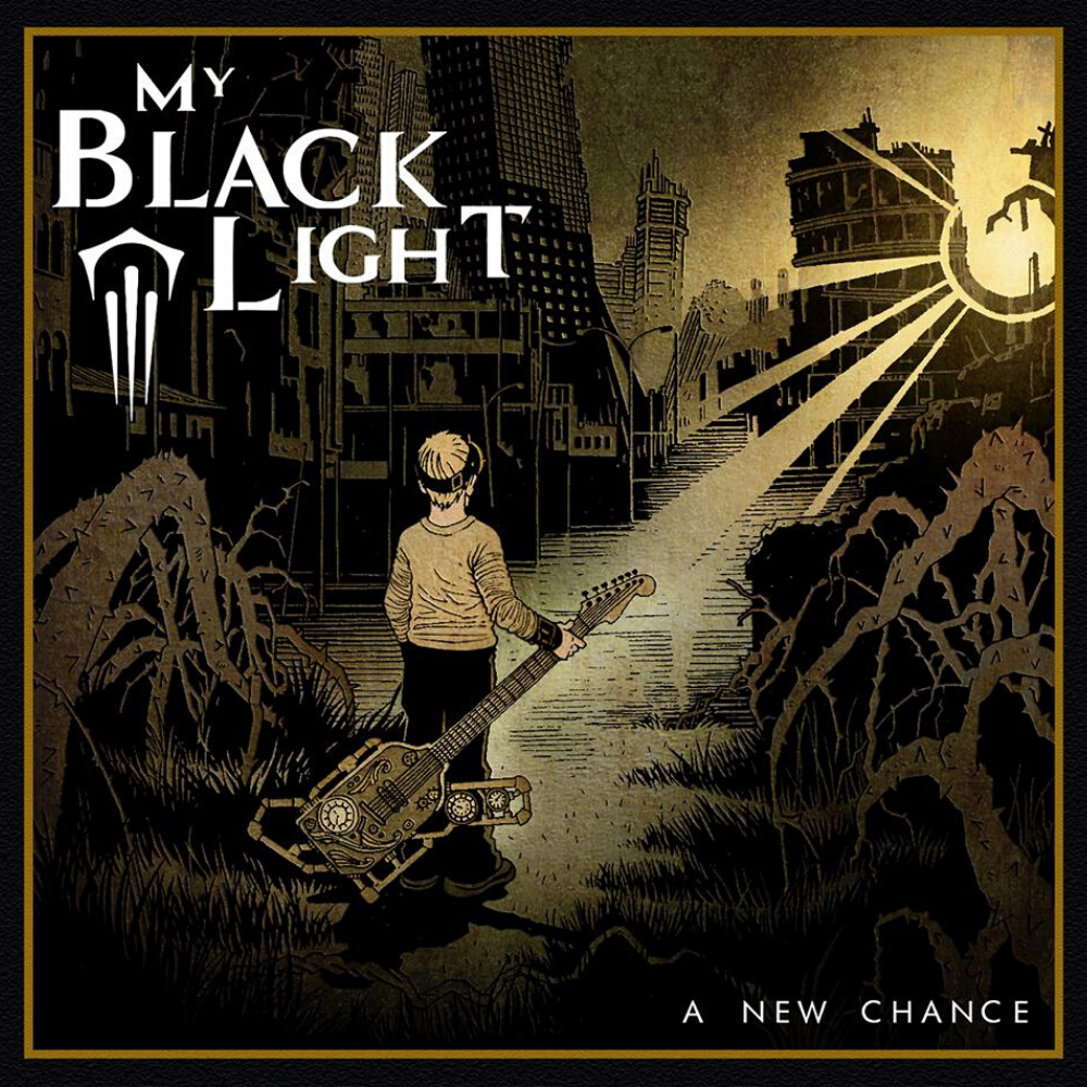 My Black Ligth - copertina