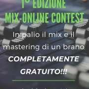 mix-online contest locandina